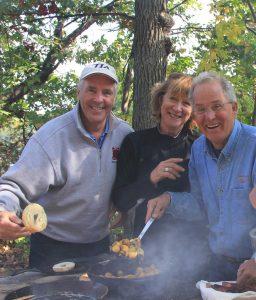 Shore Breakfast David Orr, Kathrine Christensen, Joseph Rosendo small