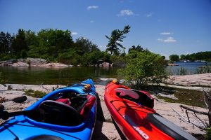 A Paddler's Paradise: Exploring The 1000 Islands by Kayak